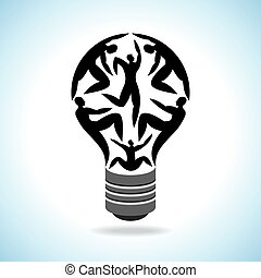 The Light Bulb For Job and Business