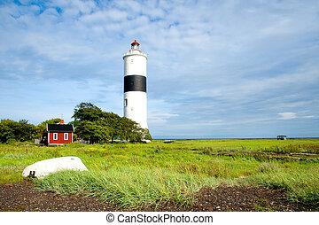 The Lighthouse Lange Jan, Sweden - The Lighthouse Lange Jan...
