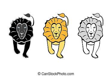 the lions set