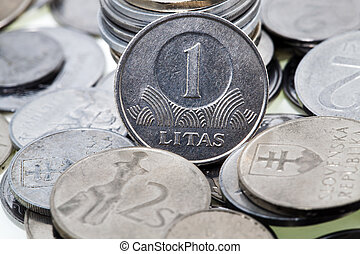Lithuanian coin