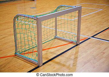 The little football gate