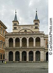The Loggia delle Benedizioni, Rome - The Loggia delle...
