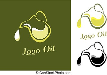 logo for the company engaged olives oil.