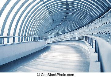 The long corridor