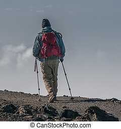 The long walk home, Kilimanjaro