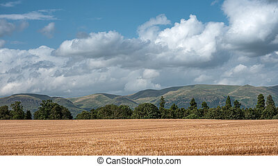 The Lowlands of Scotland