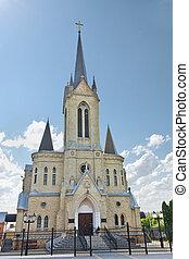 Lutheran Church in Lutsk.