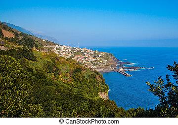 The magical tropical island of Madeira