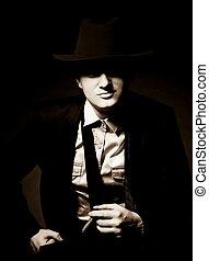 man in style Chicago - The man in style Chicago gangster...