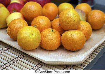 Mandarin Orange - The Mandarin Orange is Also Known as the...