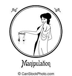 the manipulation sin