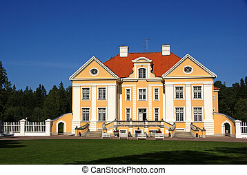 The Manor - Manor in the north of Estonia. 18 century....