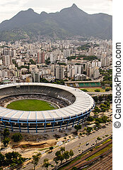 Maracana Stadium - The Maracana Stadium was opened in 1950...
