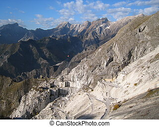 The Marble Quarries - Apuan Alps