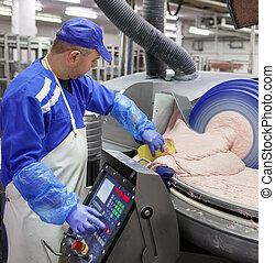 The meat in the Grinder. The meat industry - The meat in the...