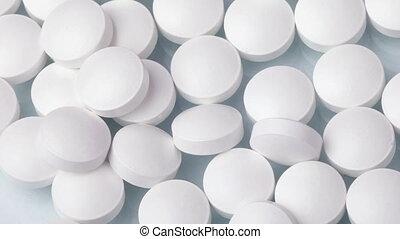 medicine tablet antibiotic pills.