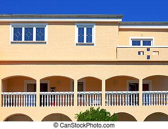 The Mediterranean house