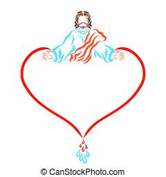 the mercy of the Savior Jesus Christ