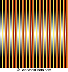 The metal seamless vector texture