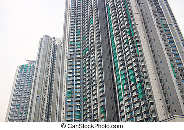 middle class apartment at Nam Cheong hk - the middle class...