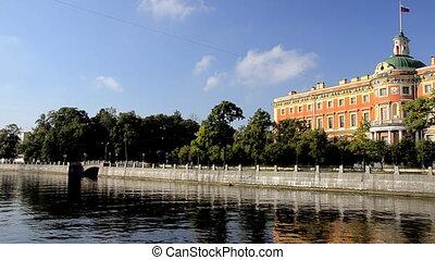 The Mikhailovsky Palace