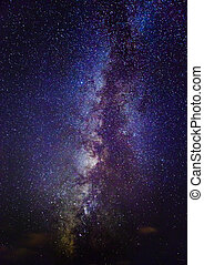 Milky Way - The Milky Way in August