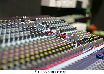 The Mixing Desk