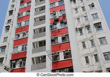 apartment in Hong Kong