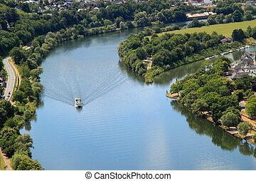 The moezel River