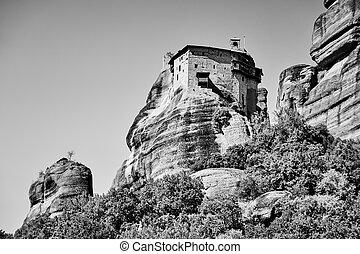 Monastery of Agios Nikolaos in Meteora - The Monastery of ...