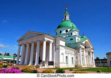 The Monastery of St. Jacob Saviour in Rostov the Great, Yaroslavl Oblast, Russia