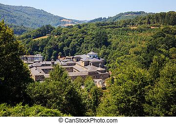 The monastery of St Julian of Samos
