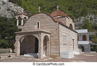 The Monastery of St. Patapios