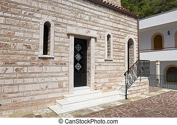 The Monastery of St. Patapios