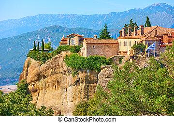 Monastery of St. Stephen in Meteora - The Monastery of St. ...