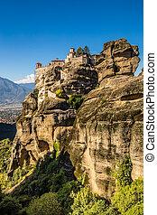 The Monastery of Varlaam - Meteora, Greece