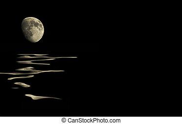 The Moon - The moon