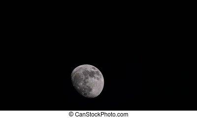 The moon on 11 Nov 2016 18:30