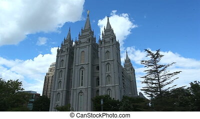 The Mormon's Temple - The Church of Jesus Christ of...