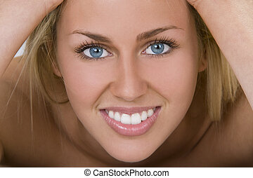 The Most Beautiful Female Smile