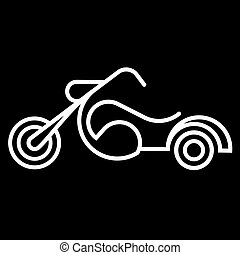 The Motorcycle Icon