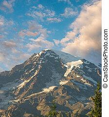 The Mount Rainier, Washington