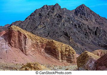 The mountain of King Solomon