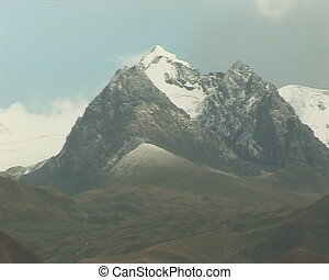The Mountain valley.