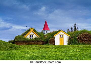 The museum of pioneers - Vikings - The village of ancestors...