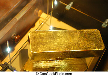 The museum of the gold of Ballarat in Australia in Victoria...