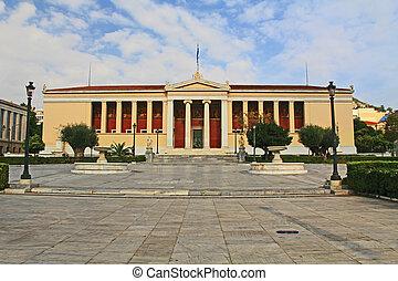 The National and Kapodistrian University of Athens, Greece