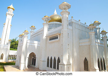 The National Mosque of Brune