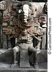 The National Museum of Anthropolog in Mexico City - ...