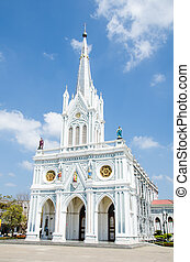 The Nativity of Our Lady Cathedral, Samut Songkhram, ...